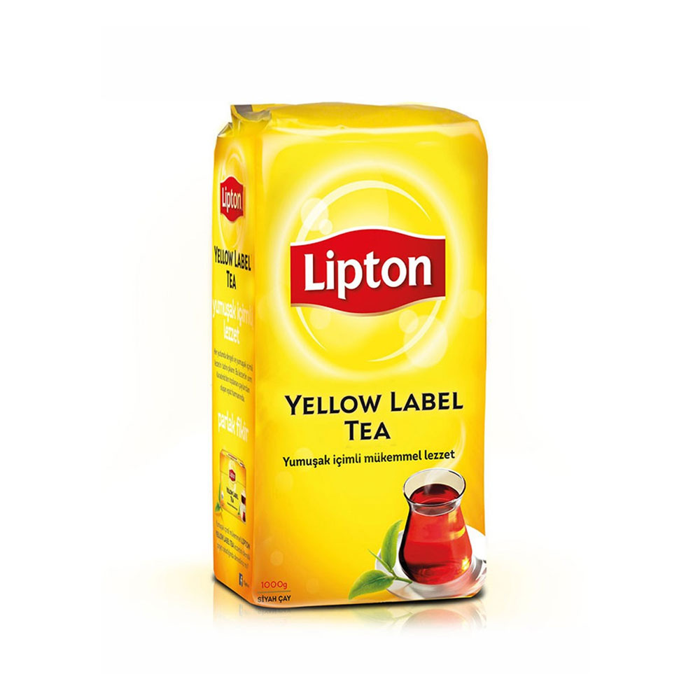 LİPTON YELLOW LABEL DÖKME ÇAY 1 KGR